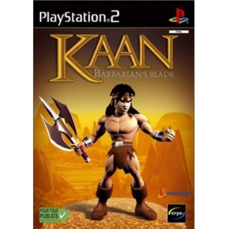 Квест / Quest  Kaan: Barbarian's Blade PS2