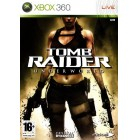 Боевик / Action  Lara Croft Tomb Raider Underworld (X-Box 360)
