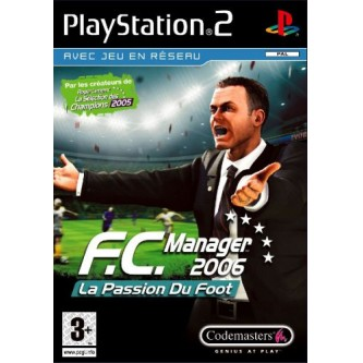 Симуляторы / Simulator  LMA Manager 2006 PS2