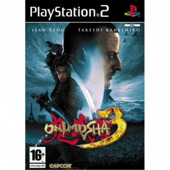 Боевик / Action  Onimusha 3 PS2