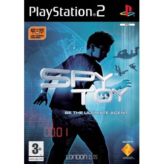 Квест / Quest  Spy Toy. Be the Ultimate Agent (PS2)