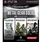 Metal Gear Solid HD Collection [PS3, английская версия]