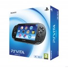 Консоль PS Vita  Консоль Sony PlayStation Vita Slim 3G/WiFi Black Rus