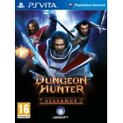 Dungeon Hunter: Alliance PS Vita, русская документация
