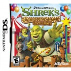 DreamWorks Shrek Carnival Craze Party Games [NDS]