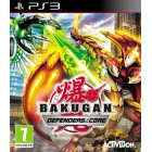 Драки / Fighting  Bakugan: Defenders of the Core [PS3, английская версия]