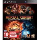 Драки / Fighting  Mortal Kombat. Komplete Edition [PS3, русская документация]
