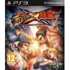 Драки / Fighting  Street Fighter x Tekken Special Edition [PS3, русские субтитры]