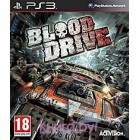 Гонки / Race  Blood Drive [PS3, английская версия]