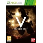 Боевик / Action  Armored Core V [Xbox 360, русская документация]