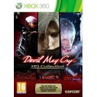 Боевик / Action  Devil May Cry HD Collection [Xbox 360, русская документация]