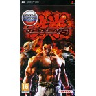 Tekken 6 (Essentials) [PSP, русская версия]