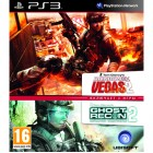 Tom Clancy's Rainbow Six Vegas 2 & Tom Clancy's Ghost Recon: Advanced Warfighter 2 Double Pack [PS3]
