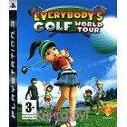 Спортивные игры  Everybody's Golf World Tour PS3