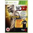Драки / Fighting  WWE'12 Wrestlemania Edition (Classics) [Xbox 360, русская документация]
