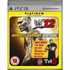 Драки / Fighting  WWE'12 Wrestlemania Edition (Platinum) [PS3, русская документация]
