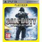 Call of Duty. World at War (Platinum) [PS3, русская версия]
