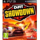 Гонки / Race  Dirt Showdown [PS3, английская версия]