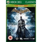Боевик / Action  Batman Arkham Asylum. Game of the Year (Classics) [Xbox 360, русская документация]