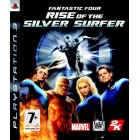 Fantastic 4: Rise of the Silver Surfer [PS3]