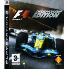 Гонки / Race  Formula One Championship Edition (full eng) (PS3) (Case Set)