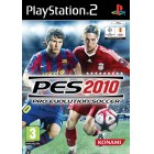 Спортивные / Sport  Pro Evolution Soccer 2010 [PS2]