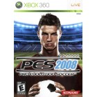 Спортивные / Sport  Pro Evolution Soccer 2008 (X-Box 360) (DVD-box)