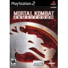 Драки / Fighting  Mortal Kombat: Armageddon [PS2, английская версия]