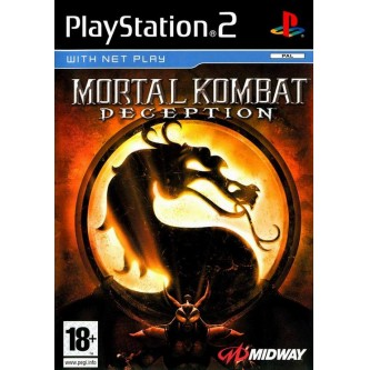 Драки / Fighting  Mortal Kombat: Deception [PS2, английская версия]