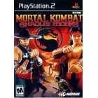 Драки / Fighting  Mortal Kombat: Shaolin Monks [PS2, английская версия]