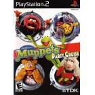Muppets Party Cruise (PS2) (DVD-box)
