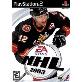 Спортивные / Sport  NHL 2003 (PS2) (DVD-box)