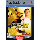 Спортивные / Sport  Pro Evolution Soccer 2010 (Platinum) [PS2]