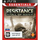 Resistance: Fall of Man (Essentials) [PS3, русская документация]