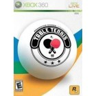 Спортивные / Sport  Rockstar Table Tennis (full eng) (X-Box 360) (DVD-box)