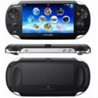 Консоль PS Vita  Sony PS Vita Slim WiFi Black Rus (PCH-1008ZA01)