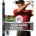 Спортивные игры  Tiger Woods PGA Tour 08 (full eng) (PS3) (Case Set)