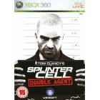 Боевик / Action  Tom Clancy's Splinter Cell. Double Agent (full eng) (X-Box 360) (DVD-box)