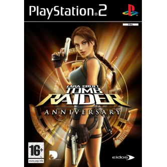 Боевик / Action  Tomb Raider Anniversary (PS2)