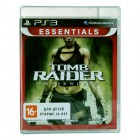 Tomb Raider: Underworld (Essentials) [PS3, английская версия]