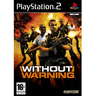 Боевик / Action  Without Warning, PS2