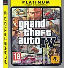 Grand Theft Auto IV (Platinum) [PS3]
