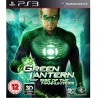 Green Lantern: Rise of the Manhunters (с поддержкой 3D) [PS3, русская документация]