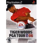 Tiger Woods PGA Tour 2006 (PS2) (DVD-box)