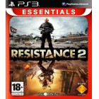 Шутеры и Стрелялки  Resistance 2 (Essentials) [PS3, русская документация]