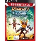 Ratchet and Clank a Crack in Time (Essentials) [PS3, русская документация]