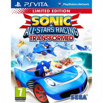 Гонки / Race  Sonic & All-Star Racing Transformed. Limited Edition [PS3, русская документация]