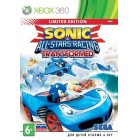 Гонки / Racing  Sonic & All-Star Racing Transformed. Limited Edition [Xbox 360, русская документация]