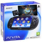 Консоль PS Vita  Комплект «Sony PS Vita Slim WiFi Black Rus (PCH-1008ZA01)» + «PSN код активации LittleBigPlanet» + К