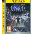 Star Wars the Force Unleashed (Platinum) [PS3, русская документация]
